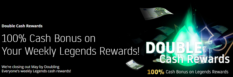 Double Cash Rewards