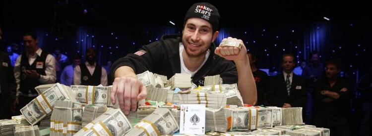 Джонатан Дюамель – чемпіон WSOP ME