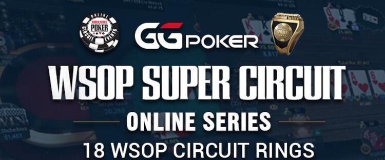 WSOP Super Circuit Online 2020