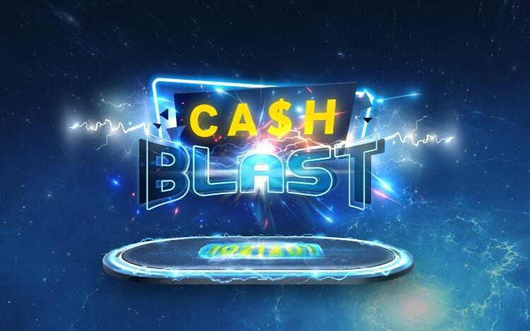 Cash Blast Promotion At 888poker With The Cash Prizes Up To 10 000
