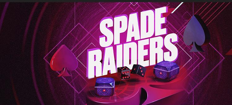 Spade Raders 2020