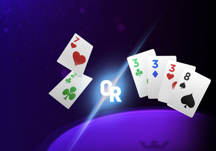 Promotion at RIO Poker