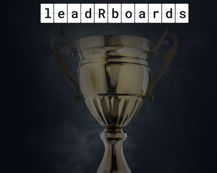 Лидерборды на RIO Poker