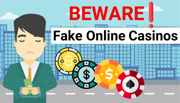 фейковые онлайн-казино