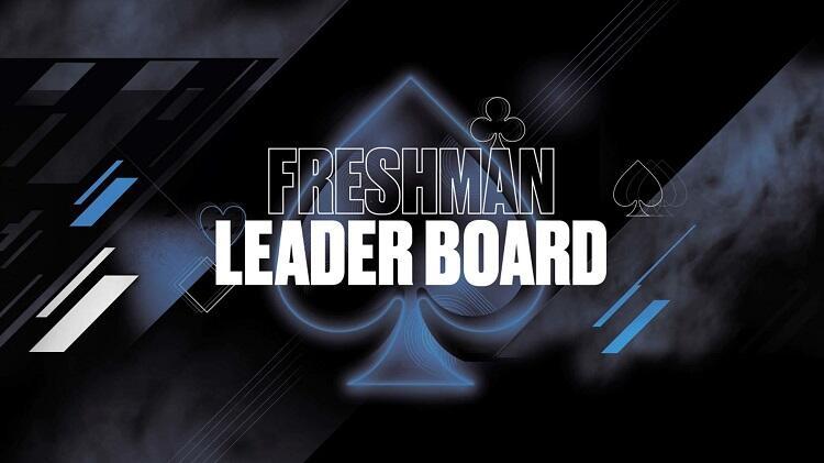 Freshman Leaderboard