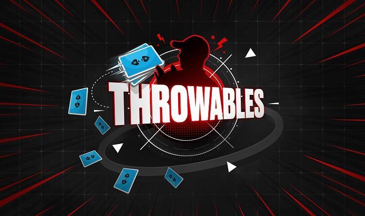 Throwables на PokerStars