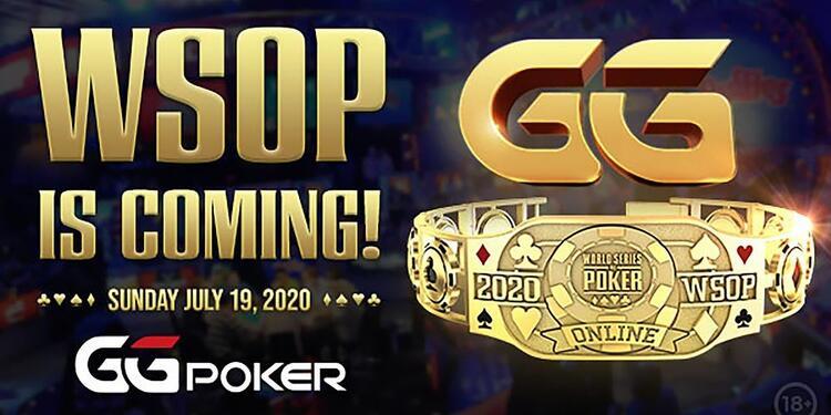 WSOP 2020 at GGPoker