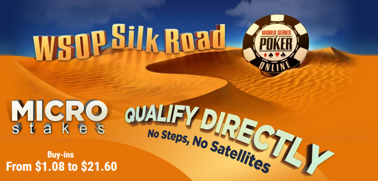 WSOP Silk Road