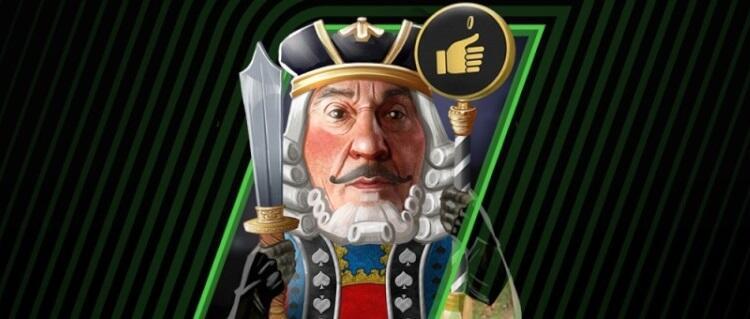 """King of Flips"" на Unibet Poker"