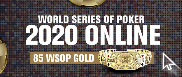 85 WSOP braceletes online