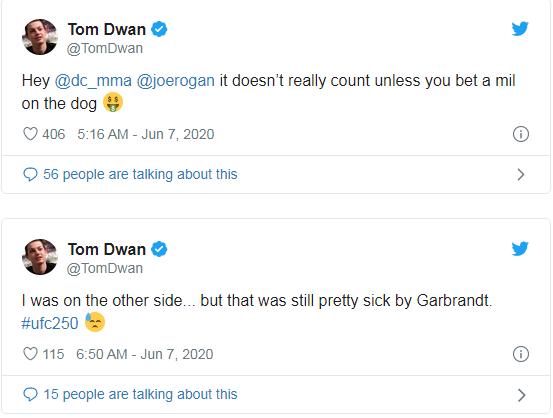 Tom Dwan wrote a post on Twitter