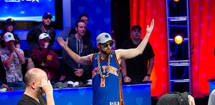 WSOP 2020 winner