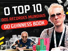 TOP 10 Recordes Mundiais do Guinness
