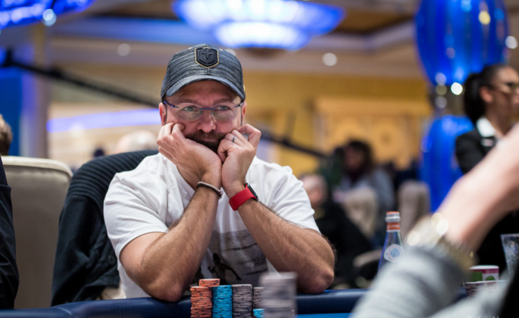 Daniel Negreanu was banned