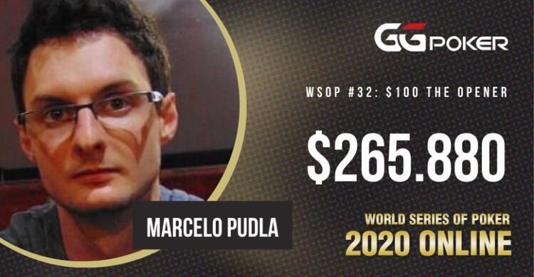 Марсело Пудла 2020
