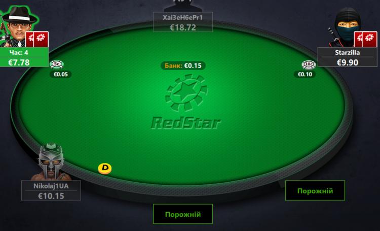 РедСтар Покер 2020