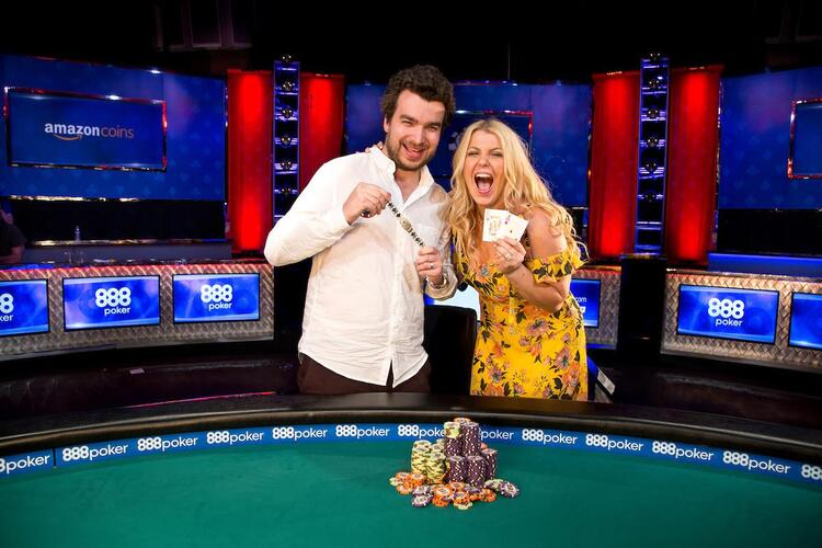 Кріс Мурман та Кеті Ліндсей WSOP 2020