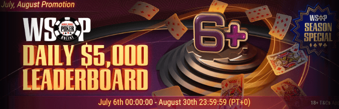 Daily 5 000$ Leaderboard