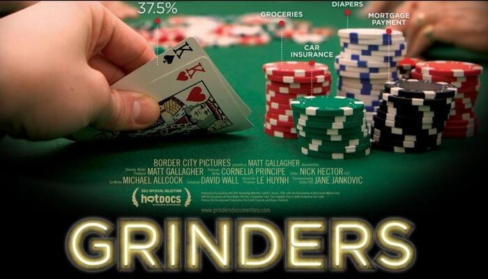 """""""Grinders"""" film"""