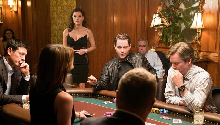 """""""Molly's game"""" film"""