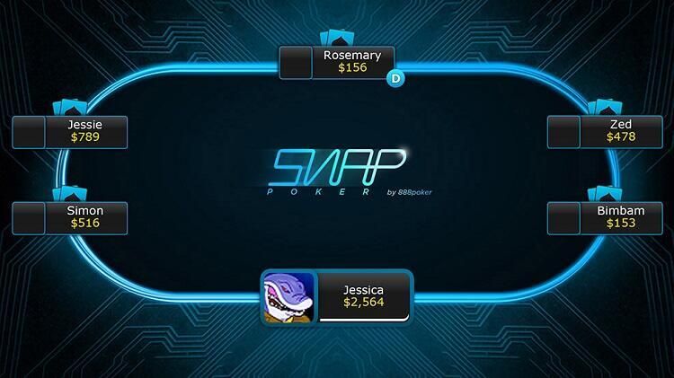 888poker allowed using HUD