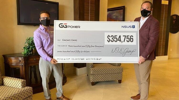 A GGPoker doou dinheiro