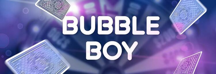 Bubble Boy na BestPoker