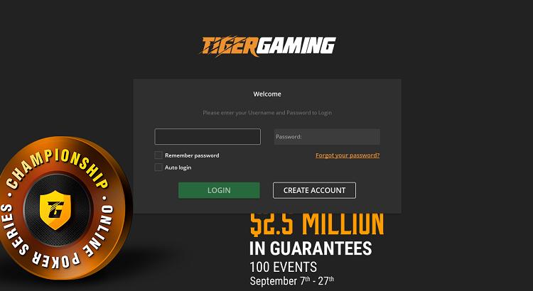 Tiger Gaming 2020