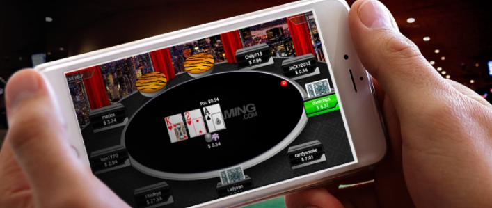 Мобильная версия Tiger Gaming на Android и iOS