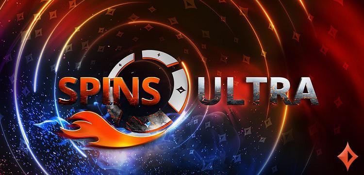 Дополнительный кэшбек на PartyPoker в Spins