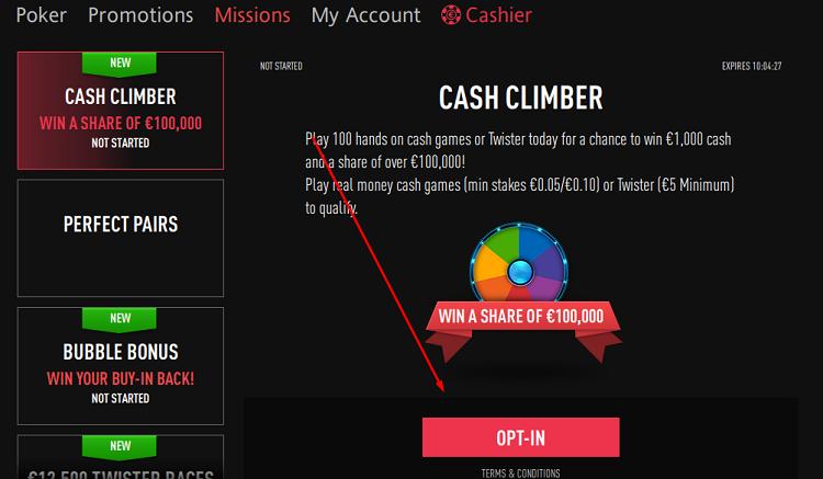 Cash Climber