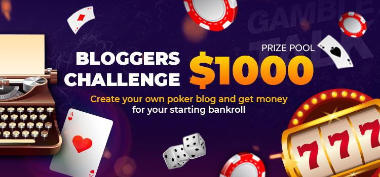 GambleTalk competition