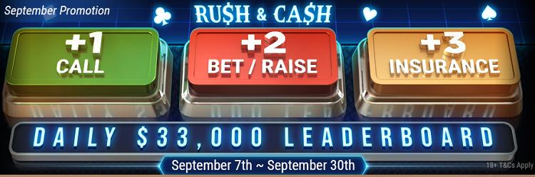 Rush&Cas Leaderboard 2020