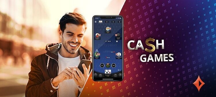 PartyPoker new feature at the cash table