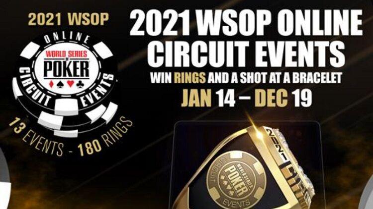 WSOP Circuit 2021