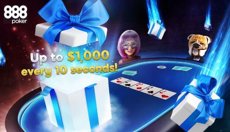 Made To Go Turbo Drops на 888poker