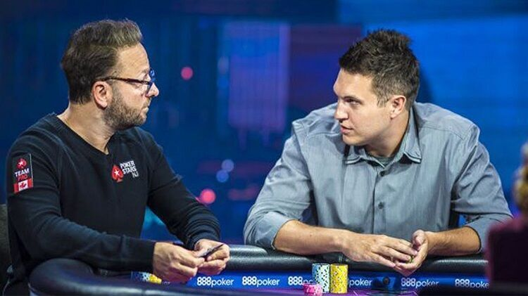 Negreanu reduced the gap in last game session against Polk