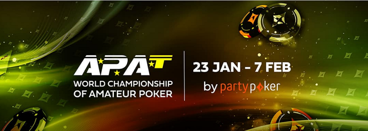 WCOAP at PartyPoker 2020