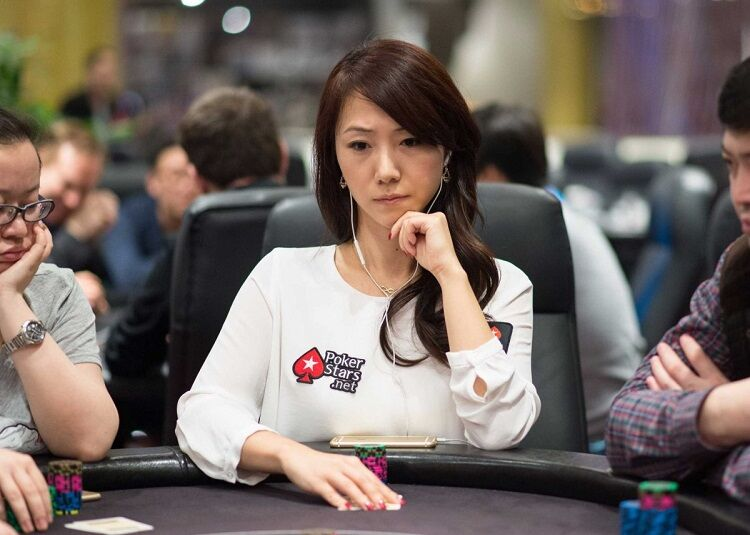 Celina Lin Team PokerStars