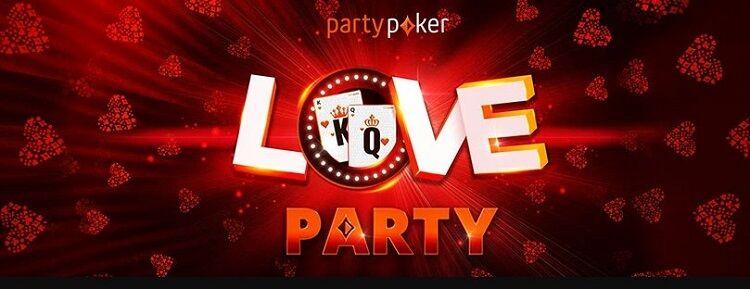 Love Party на PartyPoker