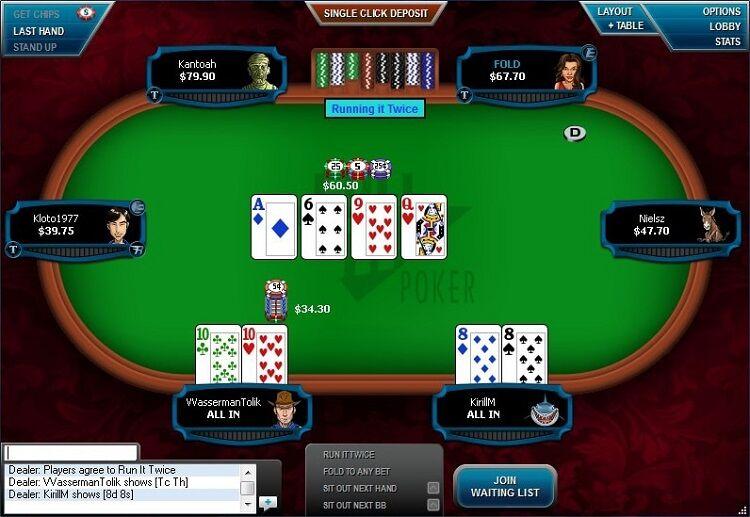 Full Tilt Poker 2021