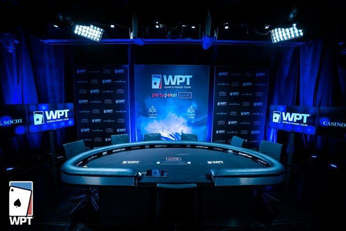 WPT Opener Sochi