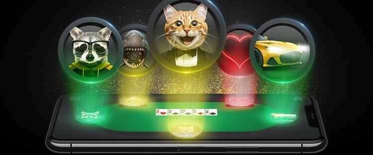 Новые аватары на ПокерМатч
