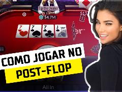 Como jogar no post-flop