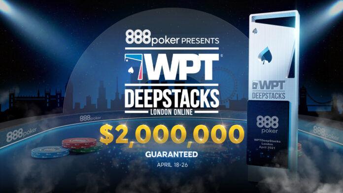WPT DeepStacks с гарантией 2 000 000$