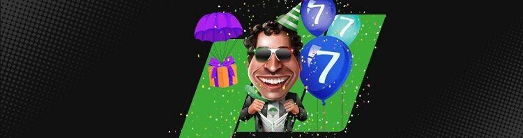 Unibet Poker день рождения