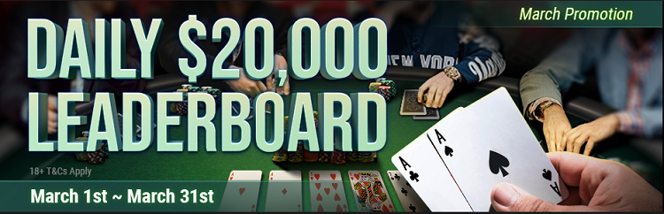 Daily 20 000$ Leaderboard