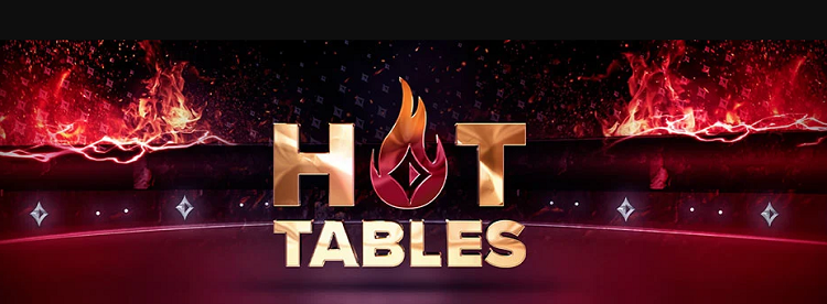 """Hot Tables"" на PartyPoker"