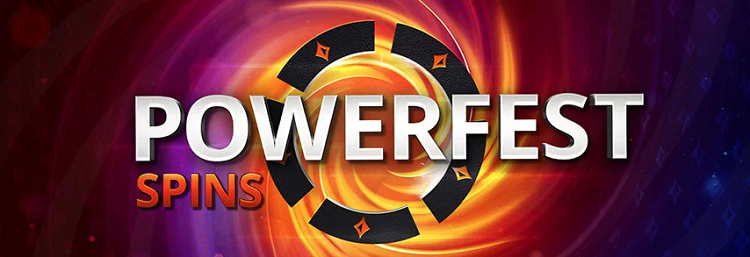 Powerfest Spins Special Edition
