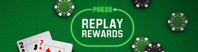 """Replay Rewards"" на Unibet Poker"